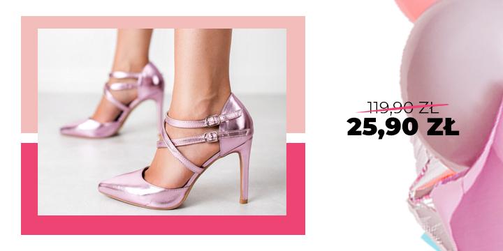 ec7f8981 Obuwie w sklepie CzasNaButy.pl - Modne, tanie i stylowe buty
