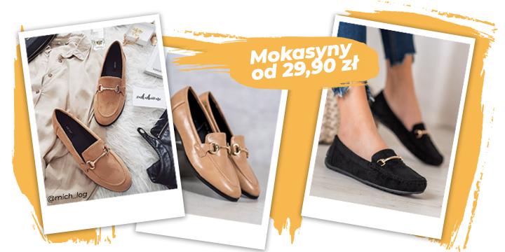 Obuwie na wiosna lato 2020 w sklepie CzasNaButy.pl Modne