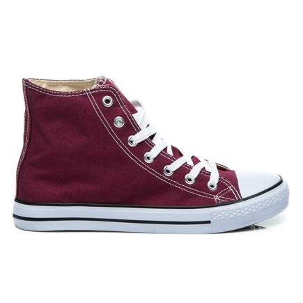 BORDOWE TRAMPKI HIGH TOP