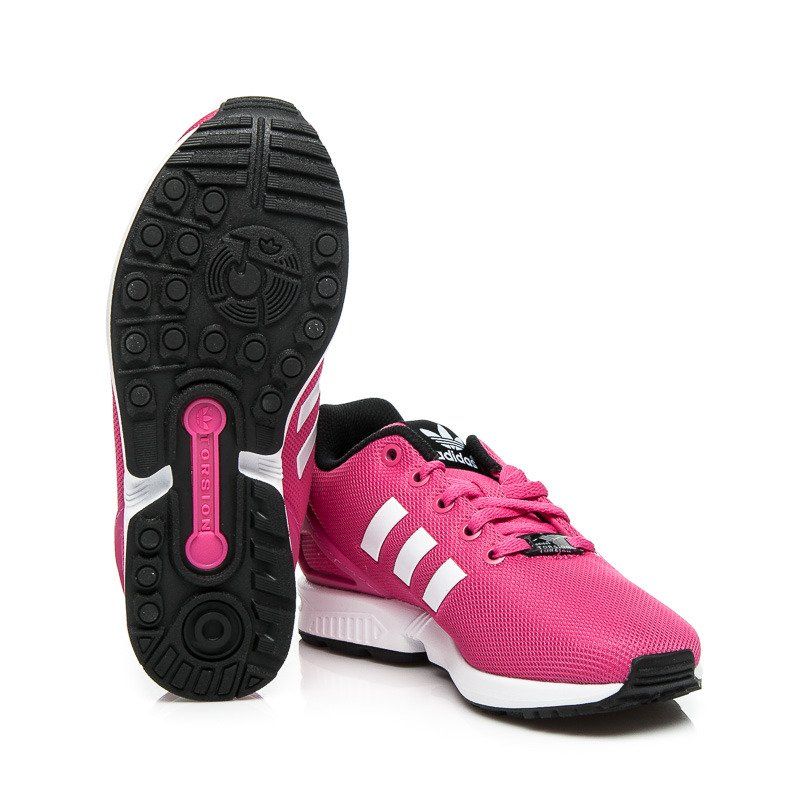 Adidas Flux Pink And Black