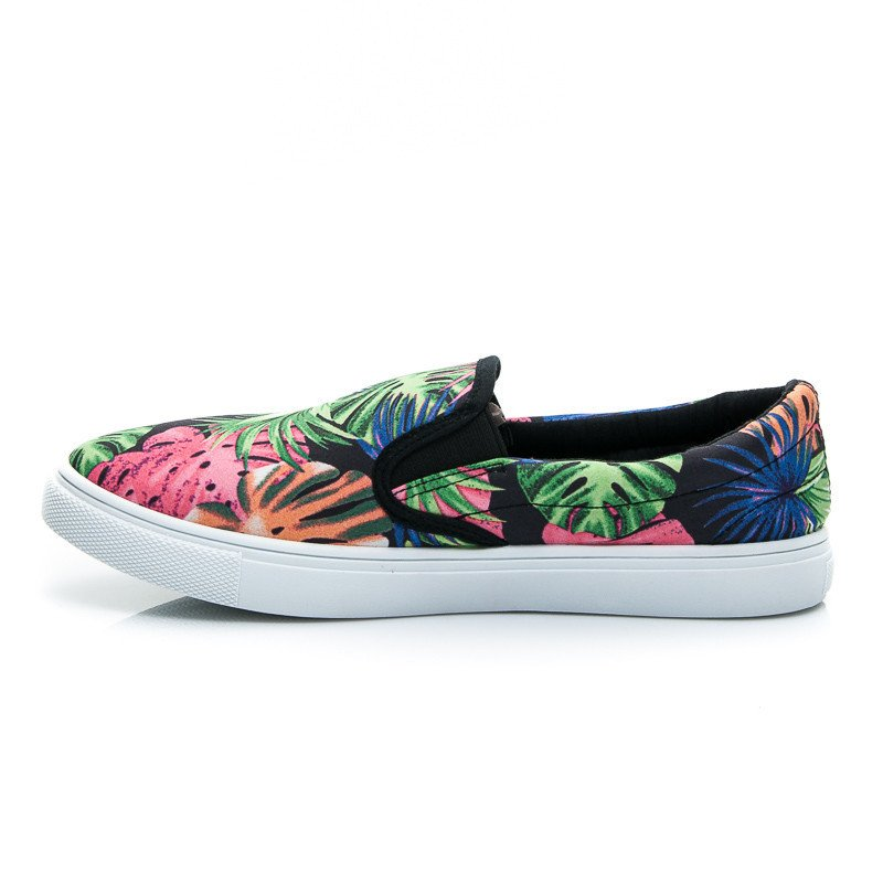 MULTICOLOR SLIP ON